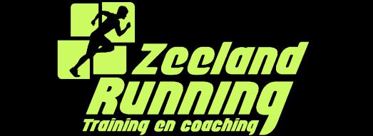 Zeeland Running Logo